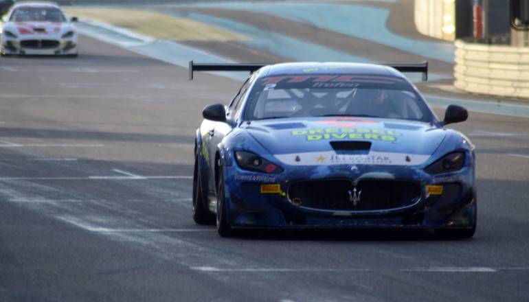 Maserati Trofeo World Race Results