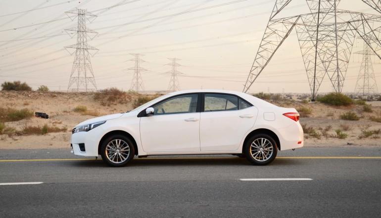 Toyota Corolla road test