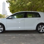 Volkswagen new Golf review UAE