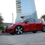 Golf GTI 2014 review Dubai