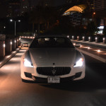 Maserati Quattroporte review UAE