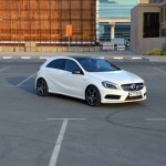 Mercedes A 250 Sport review UAE