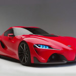 """FT-1 stands for """"Future Toyota,"""" and the number """"1"""" represents the ultimate"""