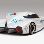 The development project is part of Nissan's assault strategy on the LM P1 class of the Le Mans 24 Hours and the FIA World Endurance Championship in 2015.