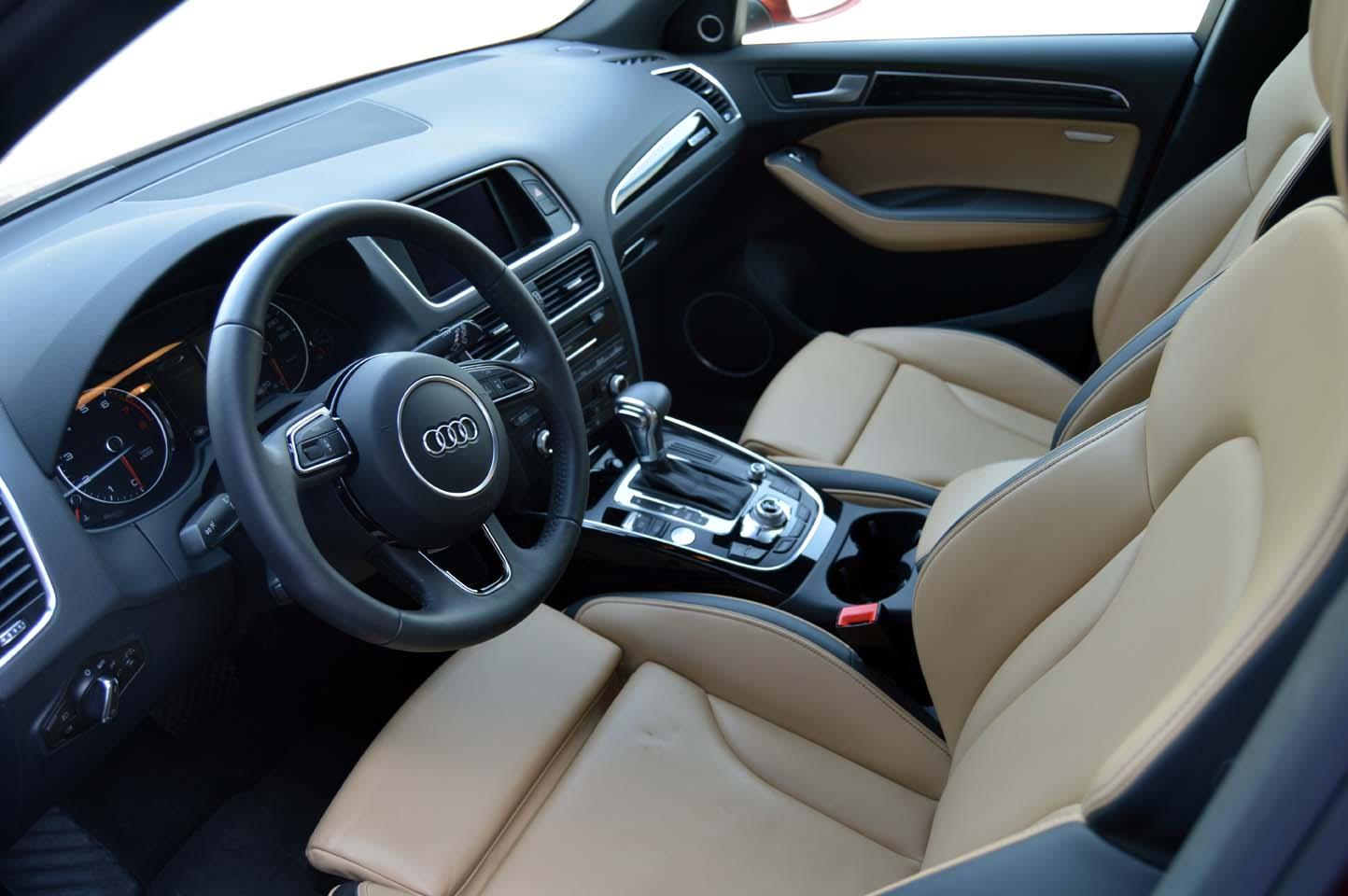 Audi Q5 2014 Review: As big As small | drivemeonline.com