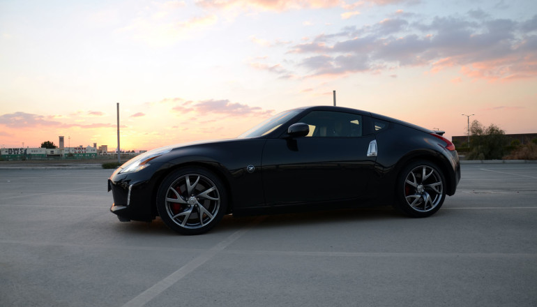 Nissan 370Z Dubai review