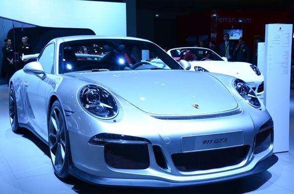Porsche 911 GT3 2014 Recall