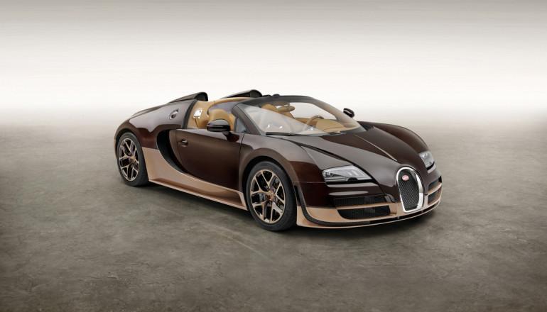 Rembrandt Bugatti Legend Geneva