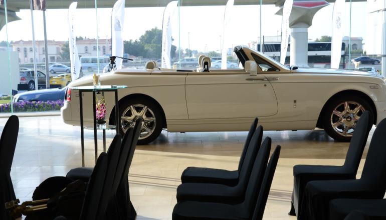 Rolls Royce Service Centre Dubai