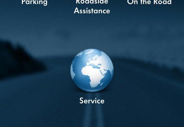 Volkswagen Service App functions