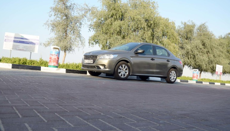 Peugeot 301 review UAE