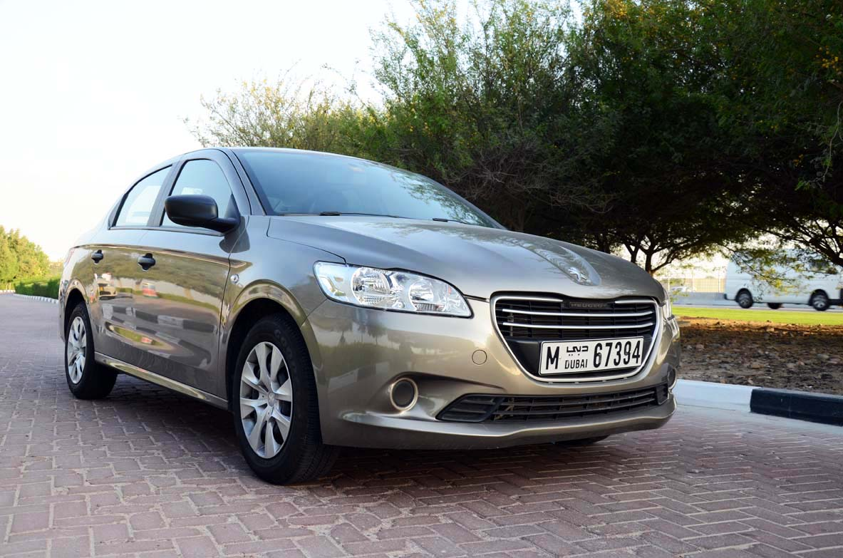 2014 Peugeot 301 Review: As Good As Basic Gets