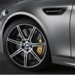 BMW M5 alloy