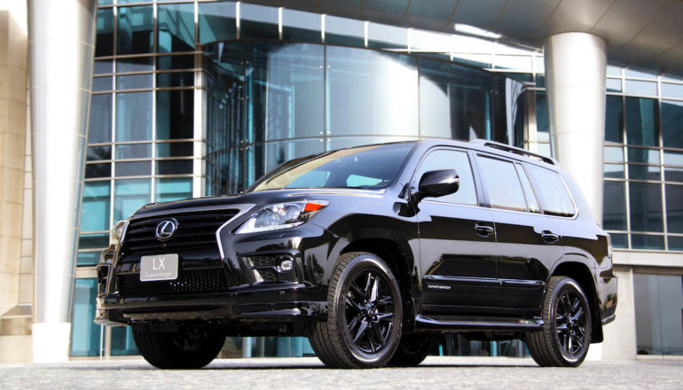 Lexus Marks 25 Years With Limited Supercharged LX 570 SUV · Car News