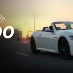 Maserati GranCabrio DriveME 100
