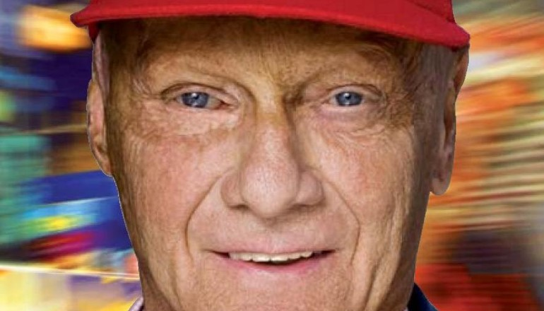 Niki Lauda Photo PRL May 2014