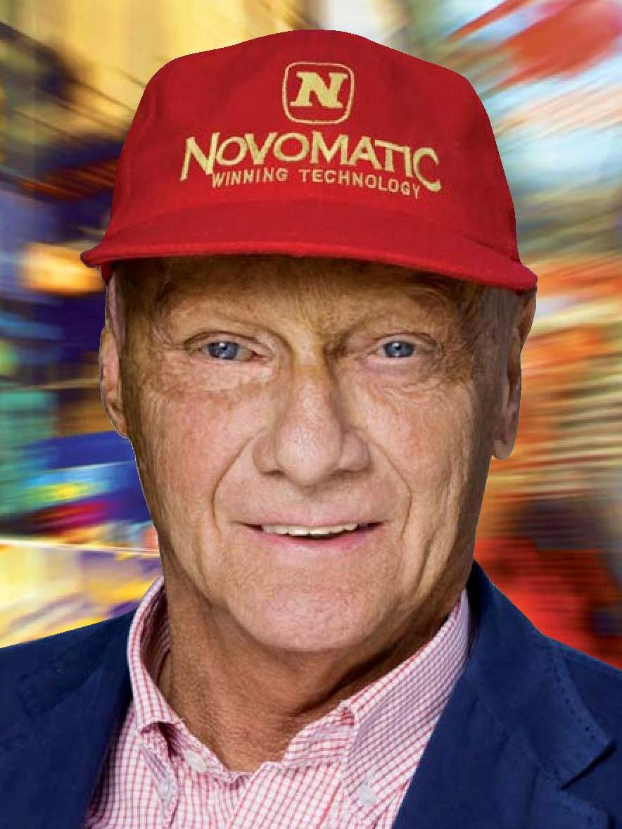niki lauda speaks for road safety in uae. Black Bedroom Furniture Sets. Home Design Ideas
