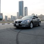 Nissan Altima review UAE