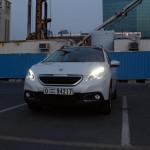 Peugeot 2008 review UAE