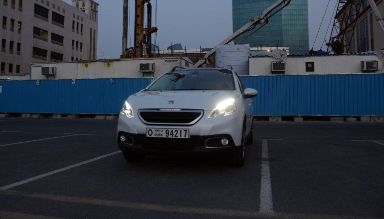 Peugeot 2008 review UAE