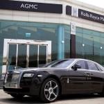 Rolls-Royce Ghost V-Spec AGMC copy