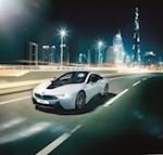 BMW i8 Arrives in Dubai