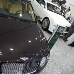 Bentley preowned showroom launch
