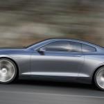 Volvo Concept Coupe profile