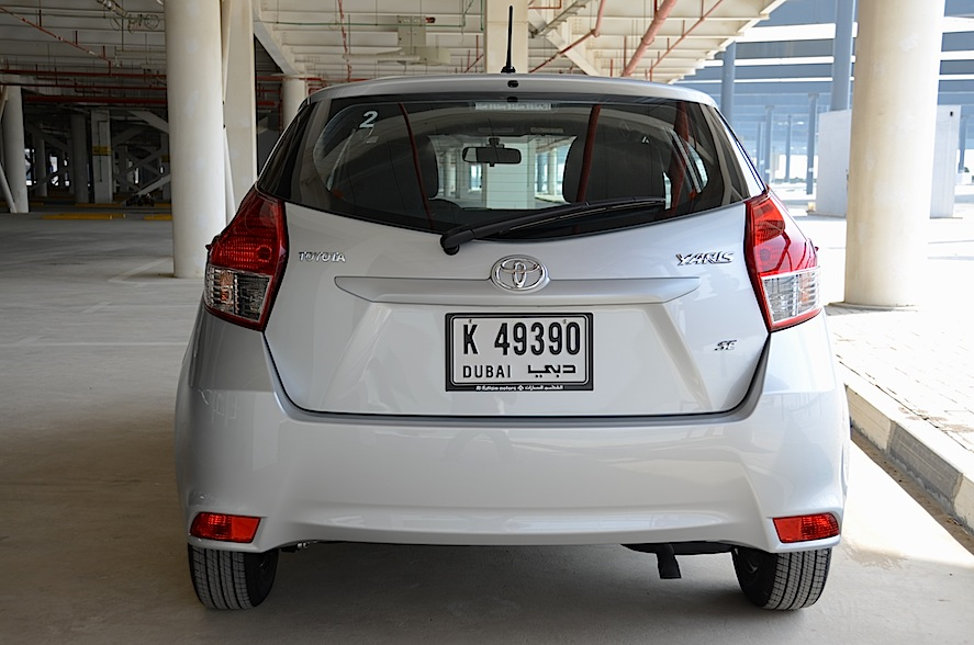 2015 Yaris Hatchback First Drive Growing A Moustache