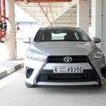 Yaris 2015 review