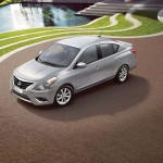 2015 Nissan Sunny supplied