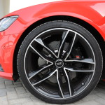 Audi RS6 tyres