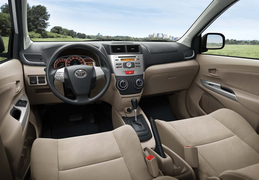 Toyota Avanza A 7 Seater At The Price Of A Yaris
