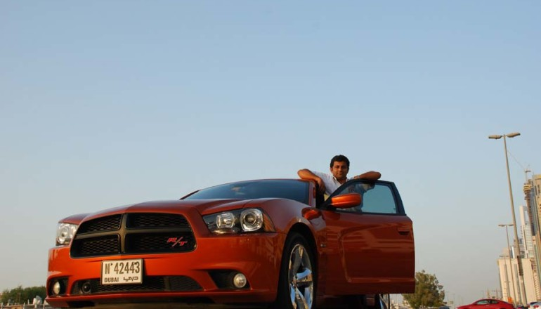 Charger and me