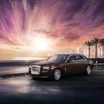 Rolls-Royce Ghost Series II exterior