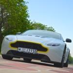 Aston Martin Vantage S V12 teaser