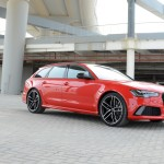 Audi RS6 review Dubai