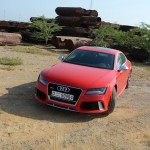 Audi RS7 review UAE