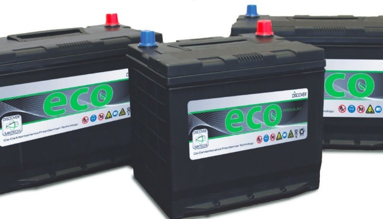 Eco battery image
