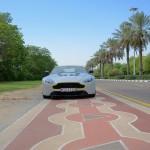 Aston Martin vantage S V12 review UAE