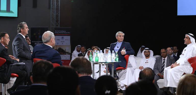 Mr  Khoory at Gulf Intelligence Energy Markets Forum