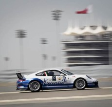 Ashkanani at Bahrain International Circuit where the news season will start on 14th November