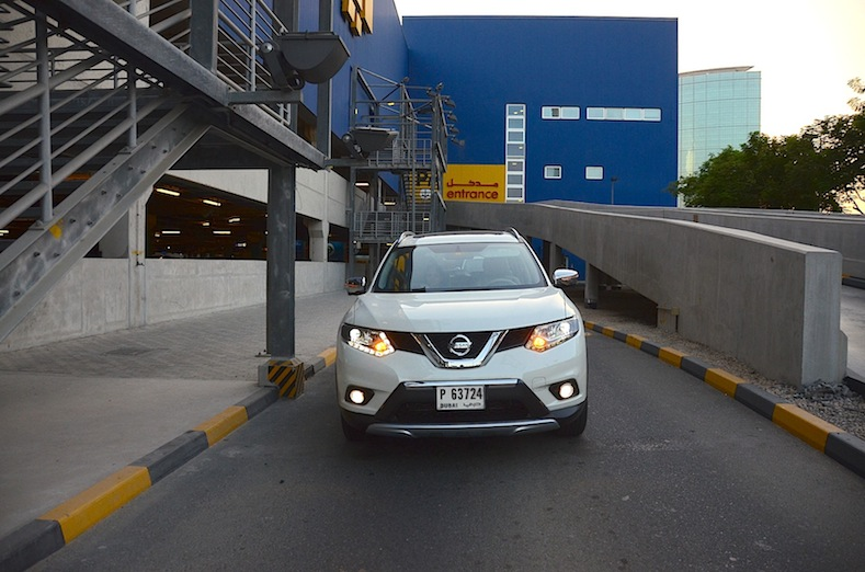 Nissan X Trail 2015 Review Carriage Of Convenience