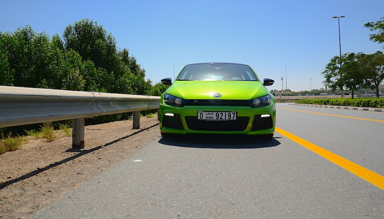 Scirocco R UAE review