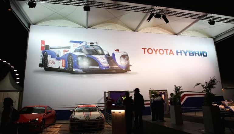 Toyota Hybrid 3