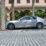 Maserati Ghibli review UAE