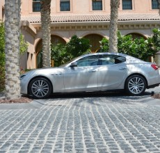 Maserati Ghibli review UAE
