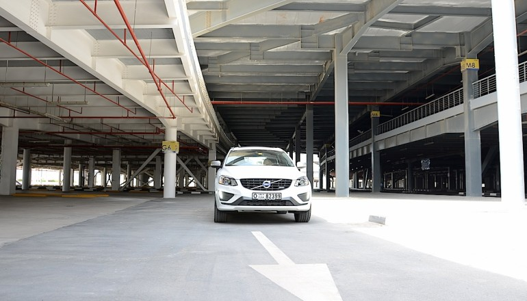 Volvo XC60 review UAE