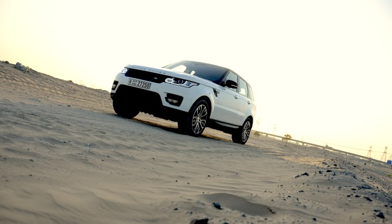 All new Range Rover Sport review Dubai