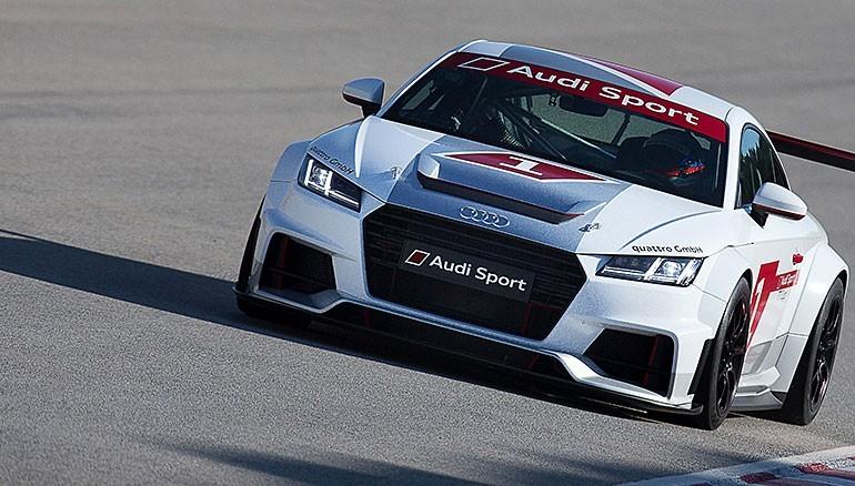 Audi TT banner